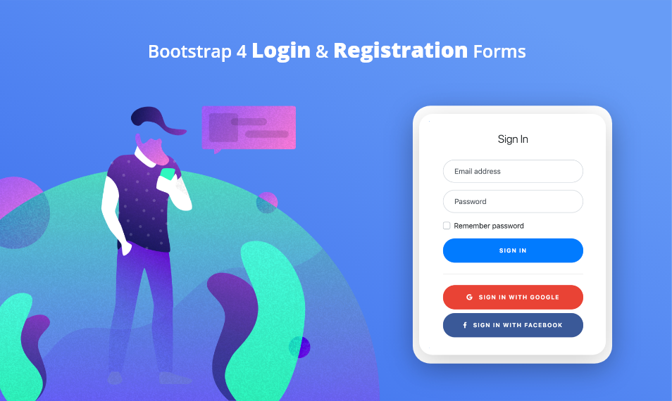 Bootstrap 4 Animation